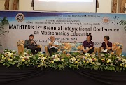 Two NISMED Staff Participate in MATHTED Conference