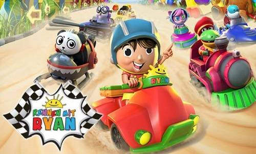 Race With Ryan Game Free Download