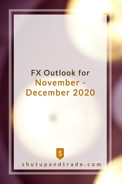 FX Outlook for November - December 2020 After the US Elections