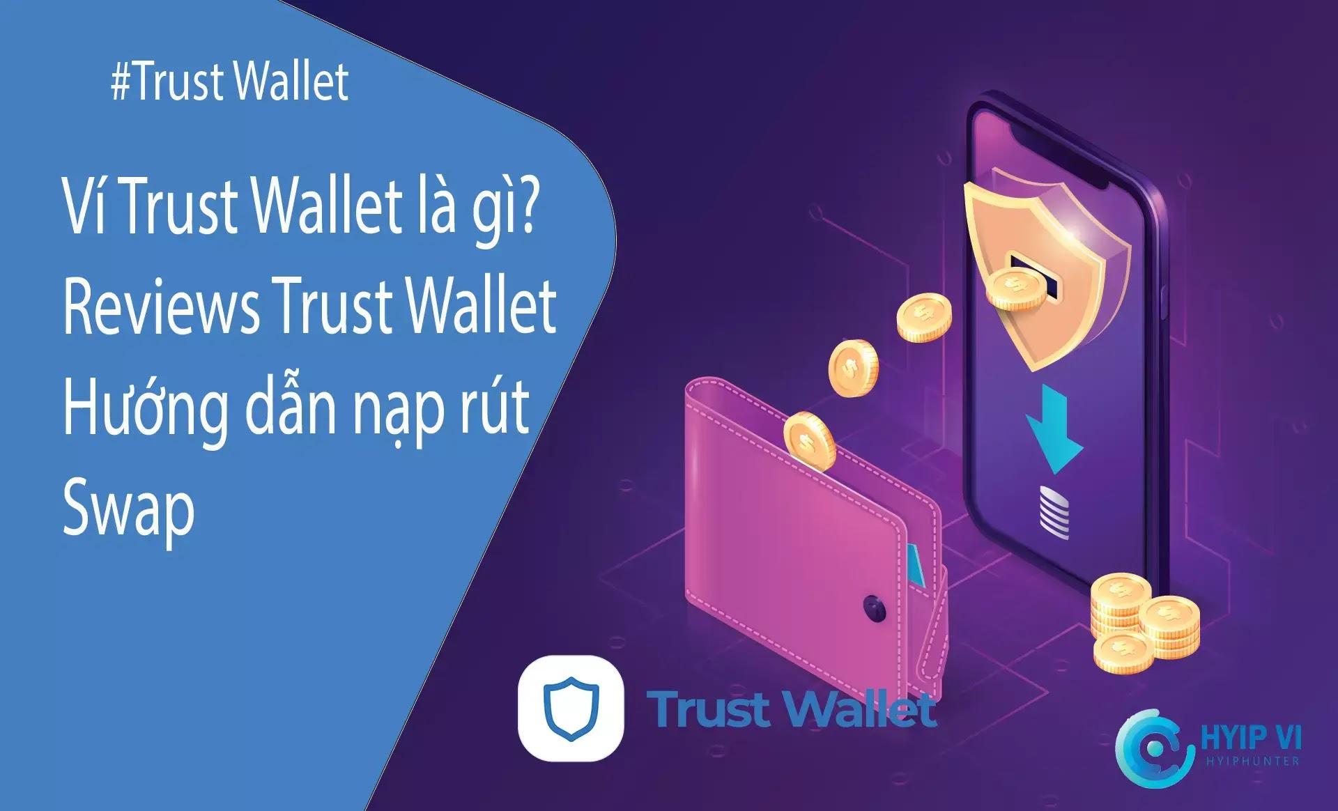Home trust wallet