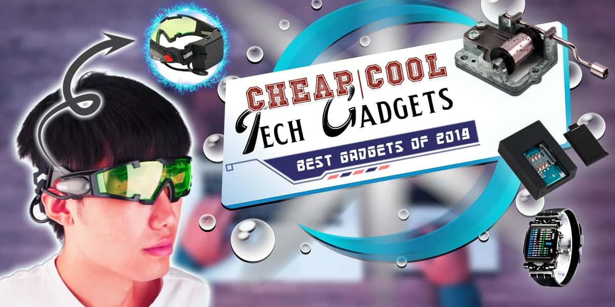 cheap cool tech gadgets