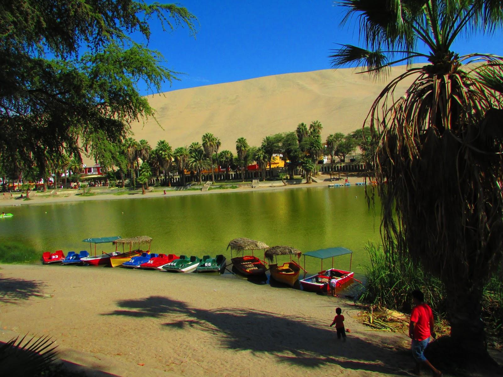 Tour da Hora: Peru - Paracas e Huacachina