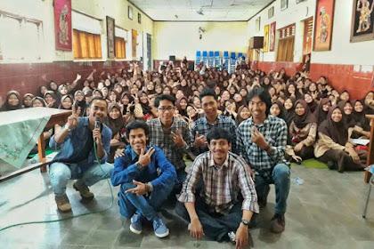 Hijab Day dan Workshop Temanulis di SMA N 1 Temanggung