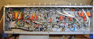 Picture of hand wired circuit