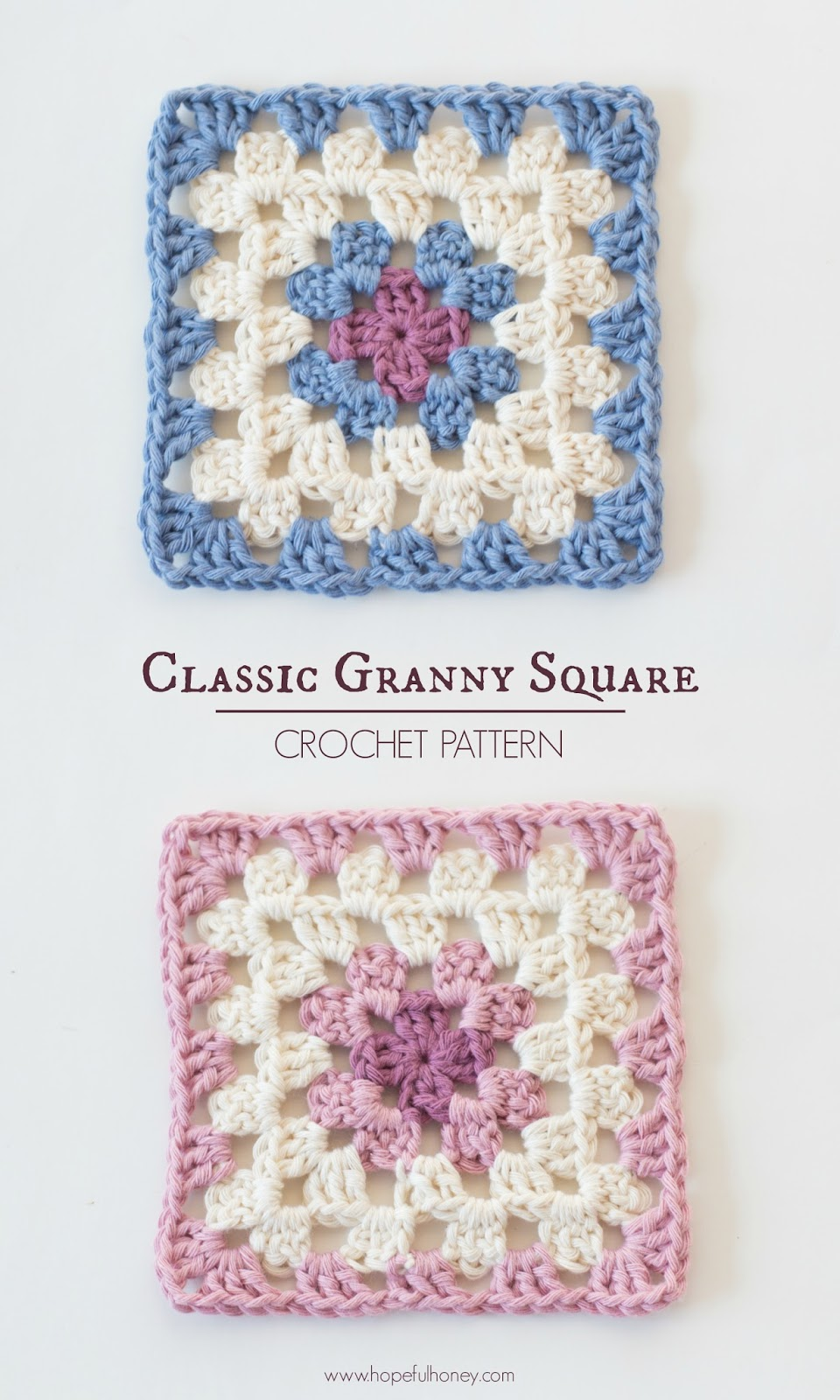 Free Granny Square Patterns 10
