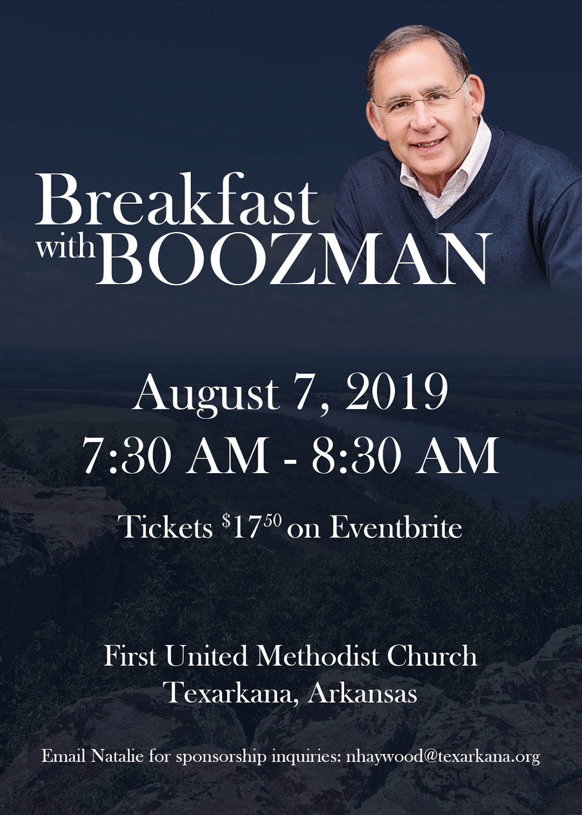 Chamber offers opportunity to have breakfast with a U.S. Senator