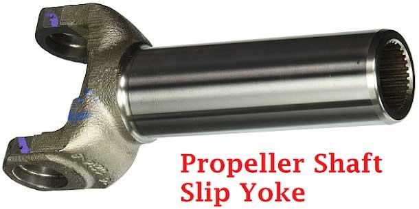 Propeller Shaft Slip Yoke