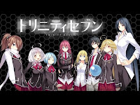 Film Kartun Terbaru: Trinity Seven the Movie: Eternity Library and Alchemic Girl (2017) Film Subtitle Indonesia Full Movie Gratis