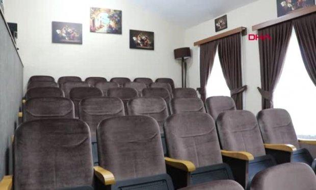 kırkharman köyü sinema salonu