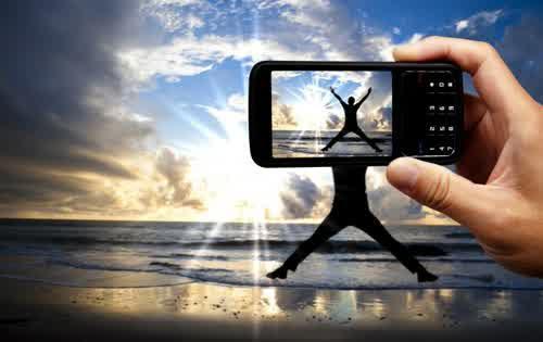 Memperbagus Hasil Kamera Android