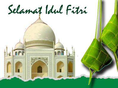 Selamat Hari Lebaran Idul Fitri 2018