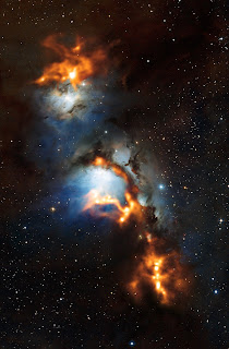 Reflection Nebulae