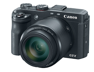New Canon PowerShot G3 X Released