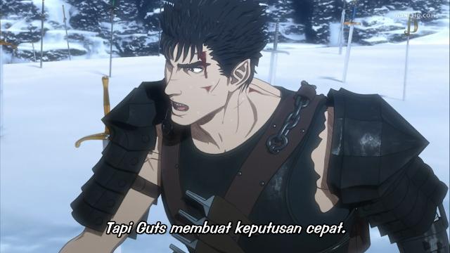 Berserk 2017 Episode 01 Subtitle Indonesia