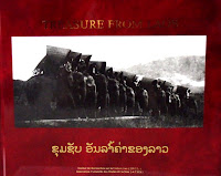 Lao literature review - book - treasures from laos