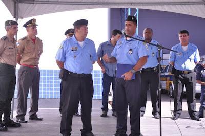 Guarda Civil de Campos dos Goytacazes (RJ), tem novo comandante