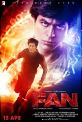 Fan Full Movie Download Free in 300mb 480p BRRip