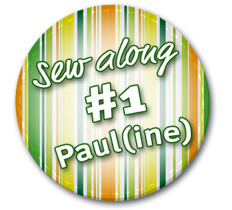 SewAlong Paul(ine)