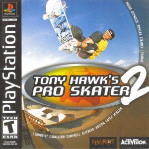 Download  Tony Hawk Pro Skater 2 - Torrent (Ps1)