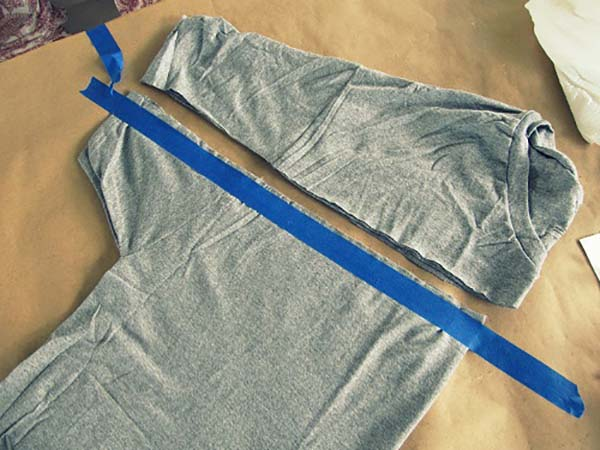 straplez abiye bluz dikimi