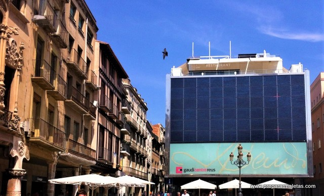 visitar centro Gauidí en Reus Tarragona