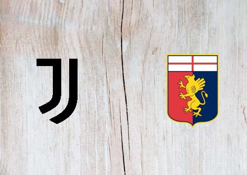 Juventus vs Genoa -Highlights 13 January 2021