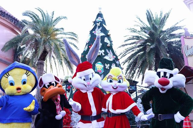 looney tunes Navidad