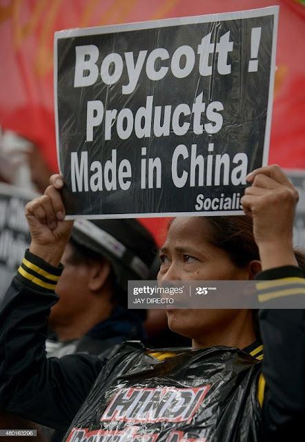 'Đã đến lúc phải tẩy chay chế độ Trung Quốc'