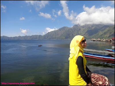 explore danau gunung Batur Bali