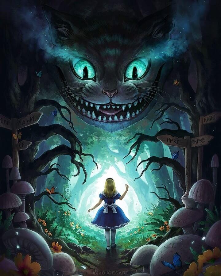 05-Alice-in-Wonderland-Jonas-Jödicke-Digital-Art-www-designstack-co