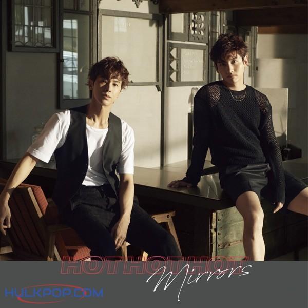 TVXQ! – Hot Hot Hot / Mirrors – EP