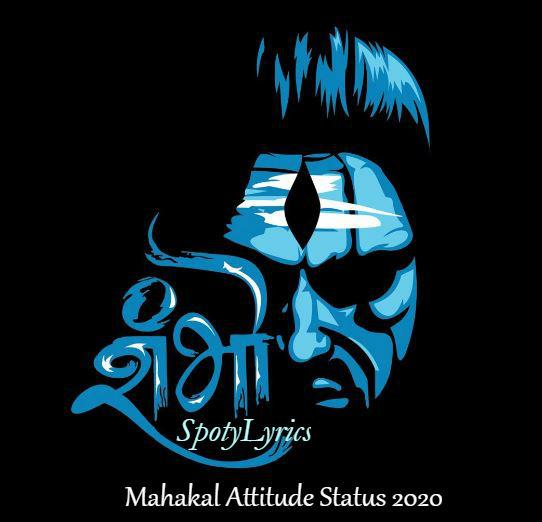 Mahakal Attitude Status 2020