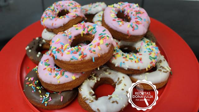 """""""Donuts da Palmirinha"""""""