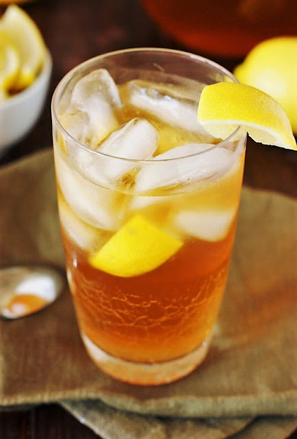 Glass of Southern Sweet Tea Image
