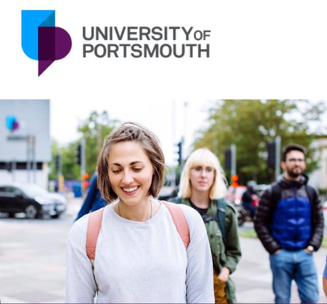 University of Portsmouth | Master's Scholarship | UK or EU Student