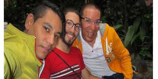 Pertama di Kolombia, 3 Orang Gay Kawin dalam Satu Ikatan Resmi