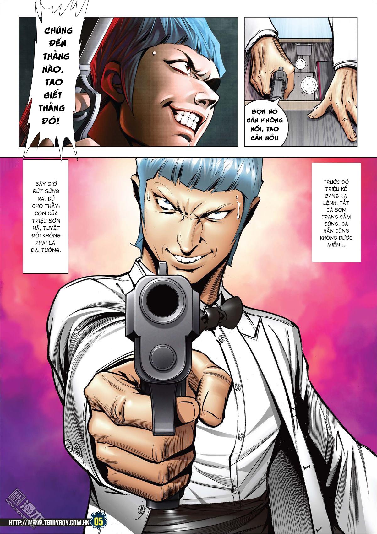 Người Trong Giang Hồ RAW chap 2072 - Trang 4