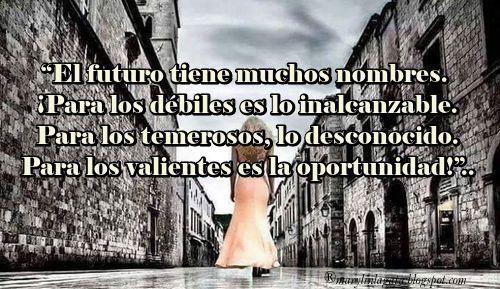 Arrepentimiento, Futuro, Oportunidades de la vida, Preguntas sin respuestas, Sensaciones, Victor Hugo,