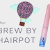 Brew by Hairpot for lashes is very recommended