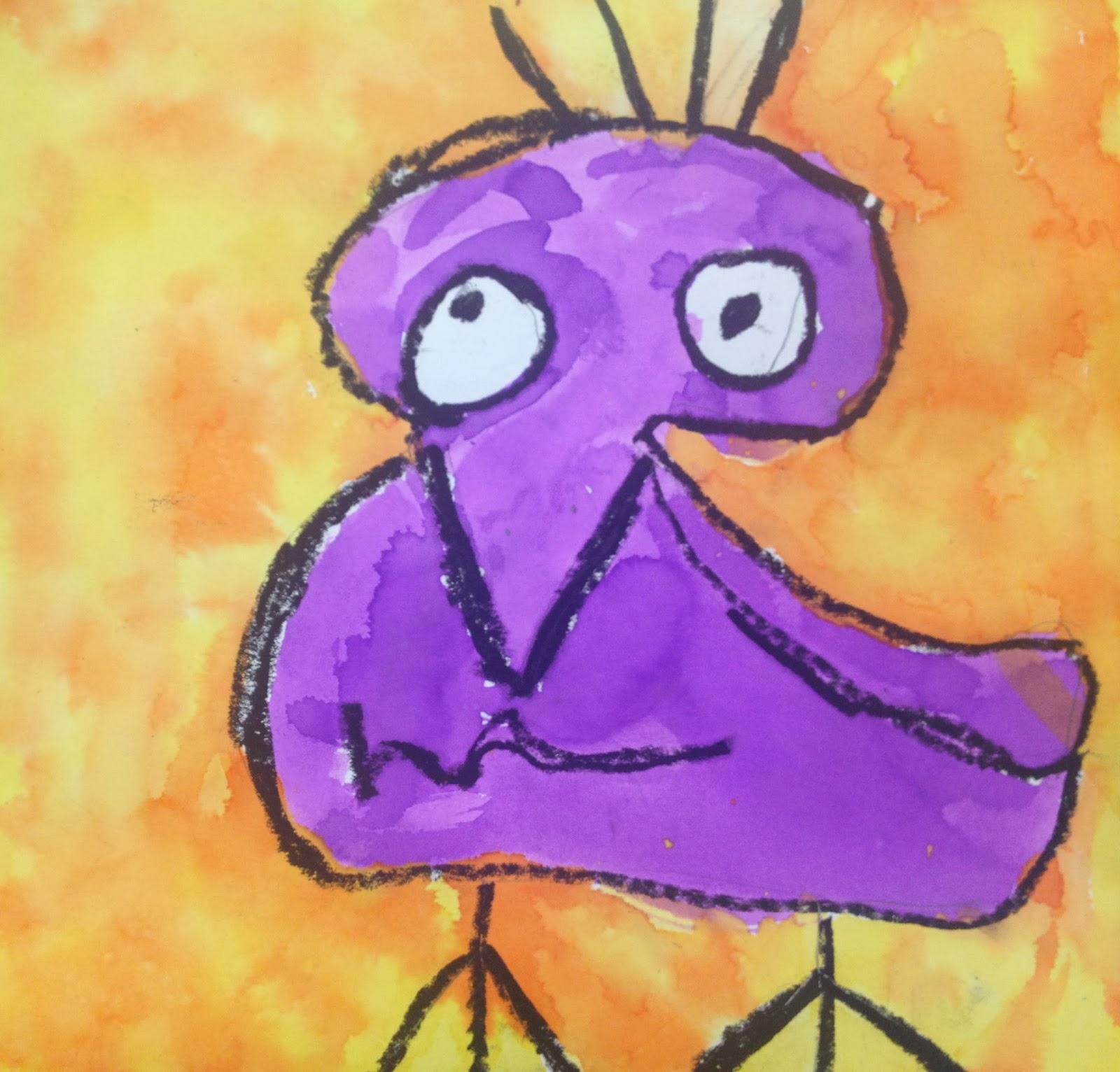 Artipelago James Rizzi Birds