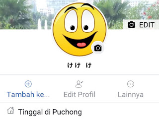 Cara mudah buat nama Facebook unik dan keren anti report