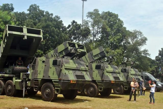Presiden Ingin TNI Fokuskan Pembelian Alutsista Buatan Dalam Negeri
