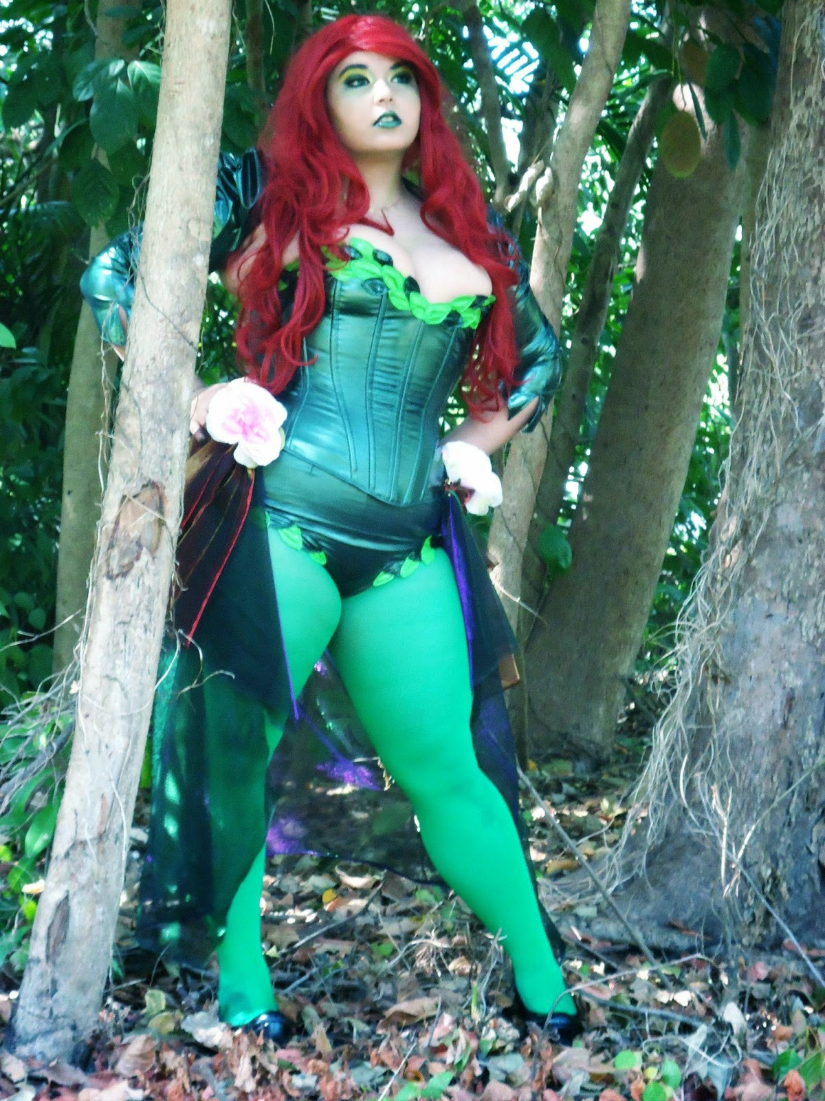 Cosplay Feature: Alychu's Seductive Poison Ivy