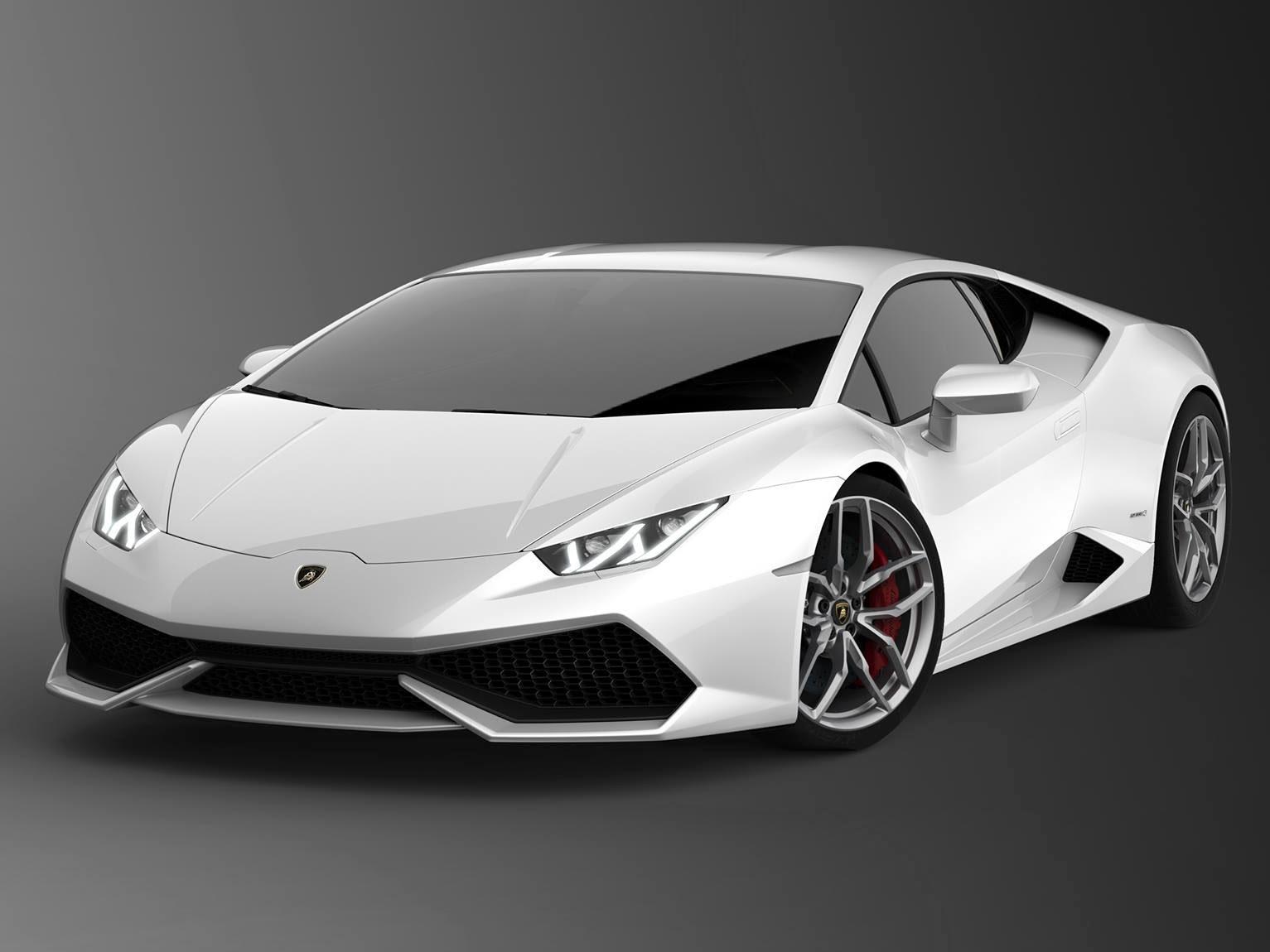 2015 New Lamborghini Huracan LP 610-4