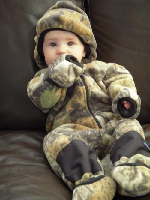 Cowgirl Princess Camo Hunting Gear