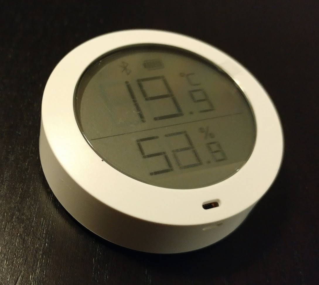 OpenMQTTGateway now reads Xiaomi Mijia Temperature and