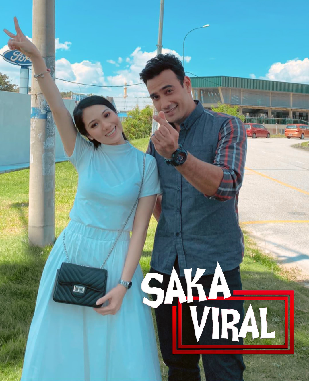 Saka Viral