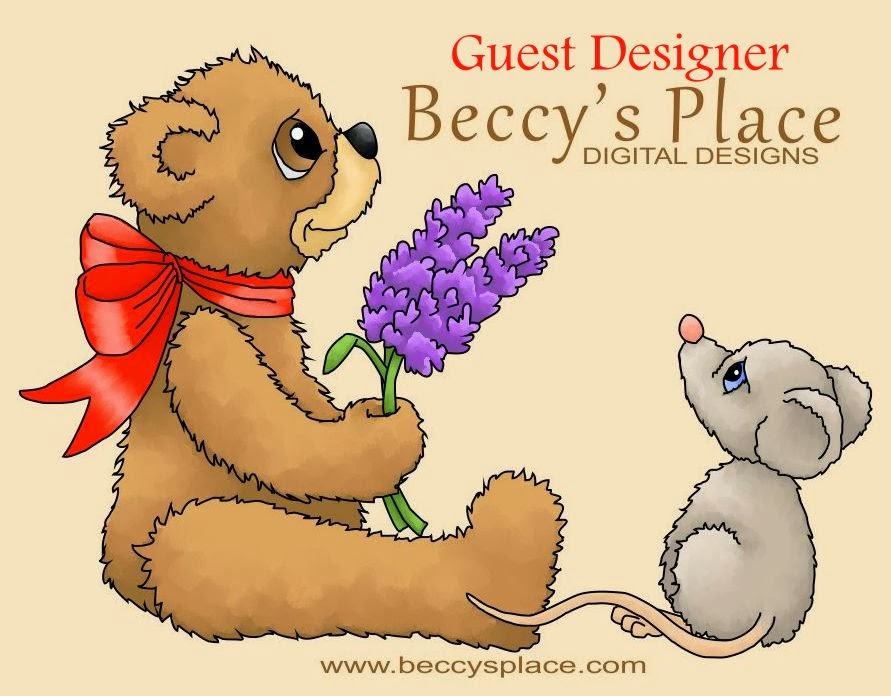 Beccy's Place Guest Designer