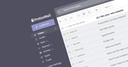 Apple is forcing ProtonMail to change its free app