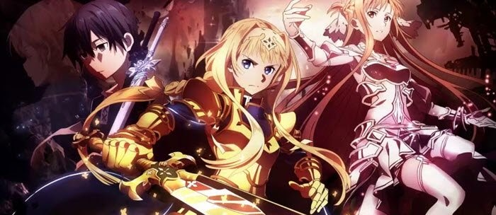 Sword Art Online : Alicization - War of Underworld Subtitle Indonesia